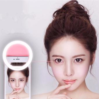 RK-12 Selfie Ring Fill Light Smart LED Camera For Smartphone - 3