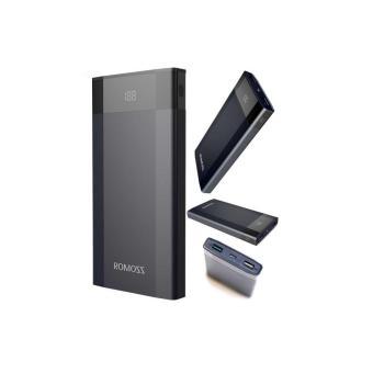 Romoss DP10 Quick Charge 3.0 10000mah Power Bank (Black) - 3