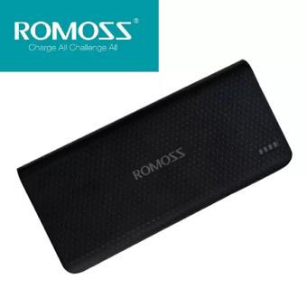 Romoss Sense 15 15000mah Power Bank (Black)