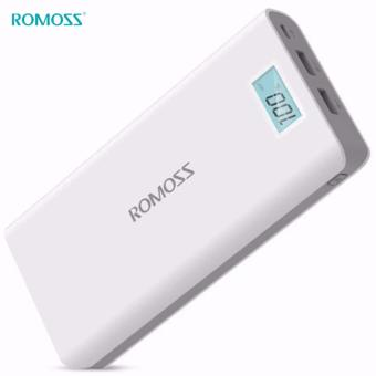 Romoss Sense 6 Plus 20000mAh Power Bank (White)