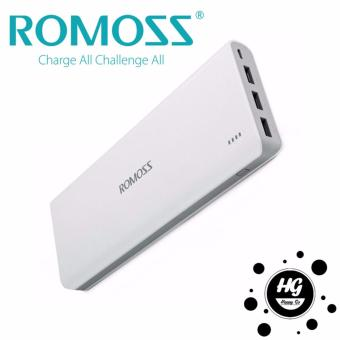 Romoss Sense 9 25000mah Powerbank (White)