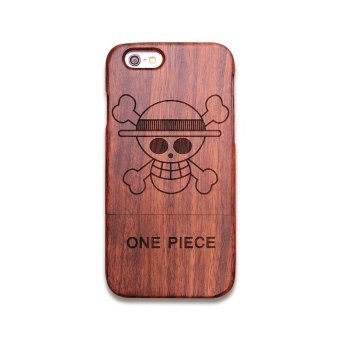 Rosewood True Wood Phone Case for Apple iPhone 5/5s/se - ONE PIECE- intl