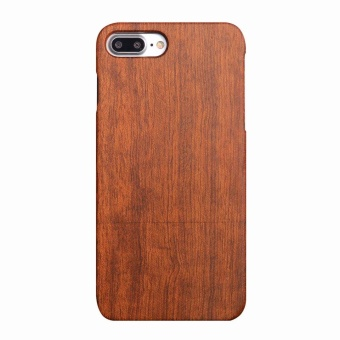 Rosewood True Wood Phone Case for Apple iPhone 6 Plus/ 6s Plus -Raw Rosewood - intl