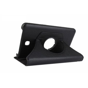 Rotating 360 Case Cover for Samsung Galaxy Tab 3 (Black) - picture 2