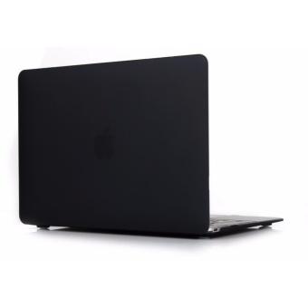 Rubberized Protective Case For Apple Mac-book 13.3 Pro 2017 - Intl