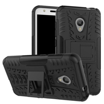 Rugged Armor Dazzle Back Cover Case for Alcatel U5 - intl