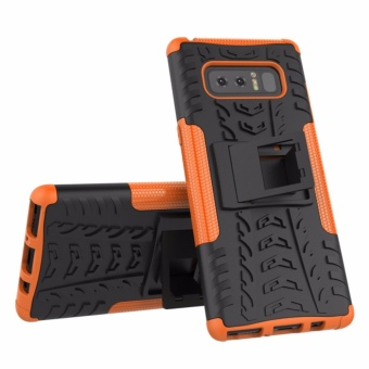 Rugged Armor Dazzle Back Cover Case for Samsung Galaxy Note 8 -intl - 2