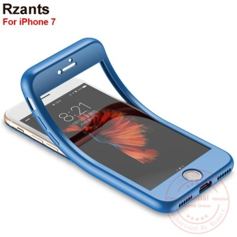 Rzants For iphone 7 Case 360 Degrees Full Protect Ultra-thin SoftBack ShockProof Cover - intl - 2