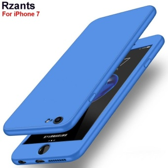 Rzants For iphone 7 Case 360 Degrees Full Protect Ultra-thin SoftBack ShockProof Cover - intl - 3