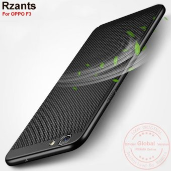 Rzants For OPPO F3 Hot Breath Hard Back Case Cover - intl