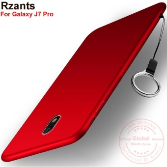 Rzants For Sam sung Galaxy J7 Pro Sling Lanyard Ultra-thin Soft Back Case Cover - intl