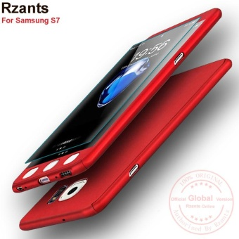 Rzants For Samsung Galaxy S7 360 Full Cover ShockProof Case - intl
