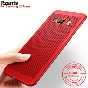 Rzants For Samsung J2 Prime Hot Breath Hard Back Case Cover - intl