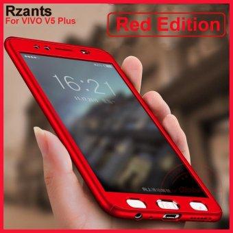 Rzants For VIVO V5 Plus 360 Full Cover ShockProof Case - intl - 2