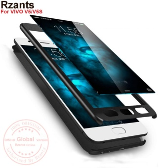 Rzants For VIVO V5s 360 Full Cover ShockProof Case - intl