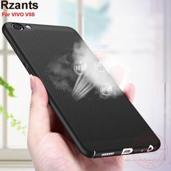 Rzants For VIVO V5S Hot Breath Hard Back Case Heat DissipationCover - intl