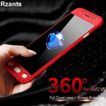 Rzants For VIVO V5/V5S 360 Full Cover ShockProof Case - intl - 2