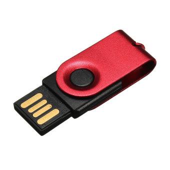 S & F USB 2,0 Stick 4GB Speicherstick Mini Flash Disk Drive Speicher Memory Pen Red - Intl