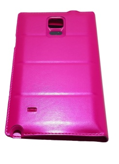 S-View Flip Cover for Samsung Note 4 (Pink) - picture 2