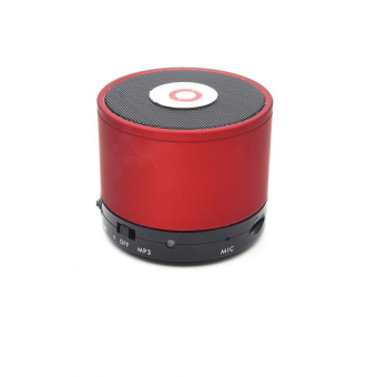 S10 Music Mini Bluetooth Speaker (Red) - picture 2