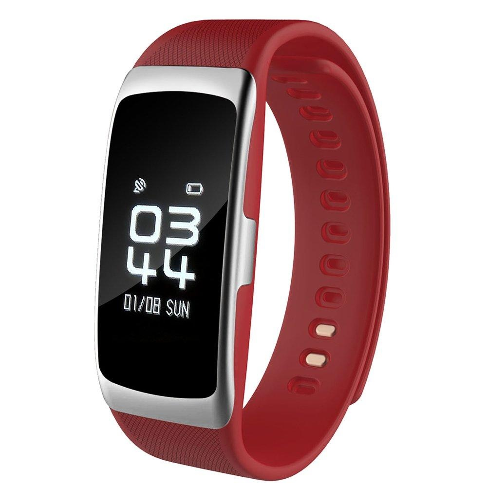 ... S68 Wristband Heart Rate Blood Pressure Monitor Smart Watch IP68Water Proof Fitness Tracker For Android And ...