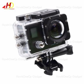 S7A Ultra HD 4K 1080P Mini Sports Action Camera (Black)