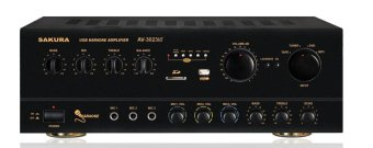 Sakura AV-3023US Karaoke MP3 Amplifier (Black) Price Philippines