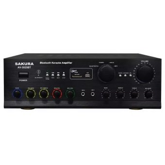Sakura AV-3025BT Bluetooth Karaoke MP3 Amplifier Price Philippines