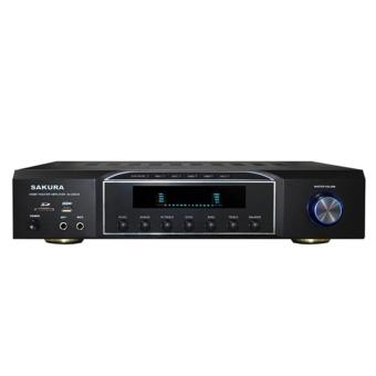 Sakura AV-326US 5 Channel Home Theater MP3 Amplifier (Black)