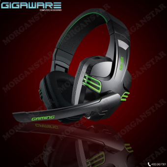Salar KX-101 Gaming Headset (Black)