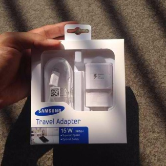 Samsung 15 Watts Fast Charger with Free Micro USB Cable for SamsungGalaxy S6 Edge Price Philippines