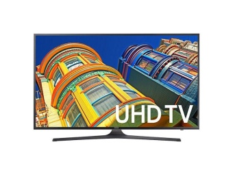 Samsung 40-inch KU6300 UHD 4K Curved Smart TV