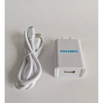 Samsung 5V Fast Charging Charger With 2.0 Unbreakable Data Sync Cable (WHITE) Price Philippines
