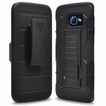 Samsung A5 2017 (A520) Optimus Designer (Black) Phone Case with kickstand