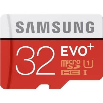 Samsung Evo Plus Micro SDHC 80MB/s 32GB MB-MC32D
