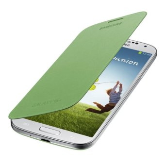 Samsung Flip Cover Folio Case for Galaxy S4 (Green)