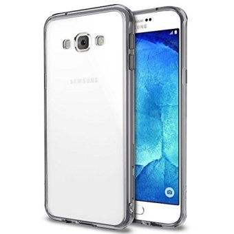 Samsung Galaxy A8 Ringke Fusion Premium Shock Absorption BumperHard Case (Smoke Black) Price Philippines