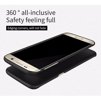 Samsung Galaxy S7 Edge Case, Smoothly Frosted Matte Shield HardCover Skin Shockproof Ultra Thin Slim Case Full Body ProtectiveScratch Resistant Slip Resistant Cover for Samsung S7 Edge - intl - 3