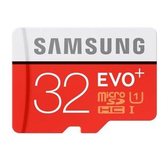 Samsung microSDHC Class 10 32GB Evo Plus Memory Card