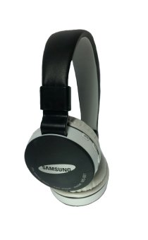 Samsung MS-881E Bluetooth FM/MP3/Stereo Headphones (Black)