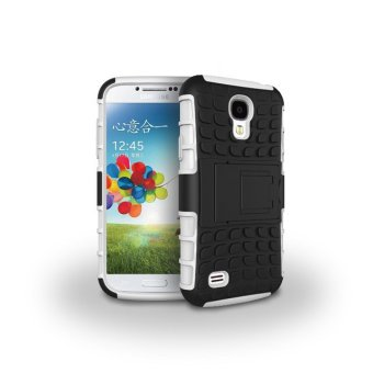 Samsung S4/i950 two one support phone drop-resistant protective case