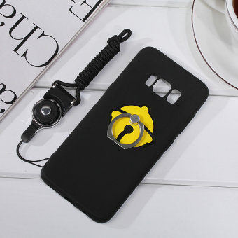 Samsung S8/s8plus/S8 Jianyue silicone ultra-thin matte soft case phone case