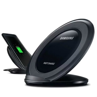 Samsung Wireless Charger With Stand For S6,S6Dege,S7,S7Edge,Note5 And Free Unique Lazy Pod