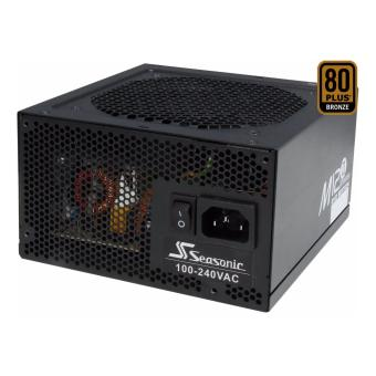 SeaSonic M12II 620 Bronze 620W ATX12V 80 PLUS BRONZE Power Supply