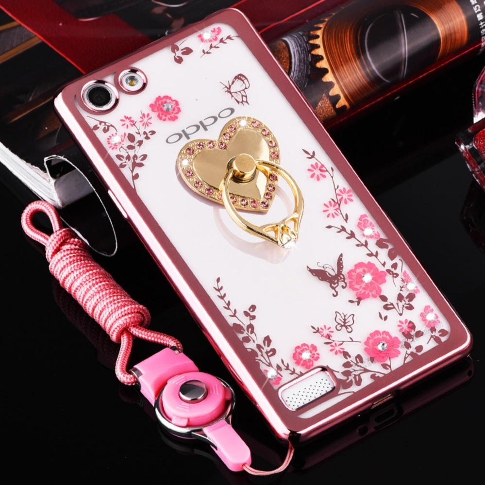 Secret Garden Plating TPU phone case For Samsung Galaxy S6 Edge(Rose .