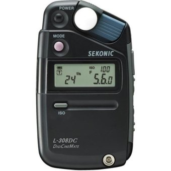 Sekonic L-308DC DigiCineMate (Black)
