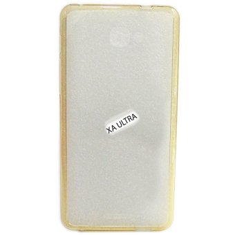 Senior TPU Back Case Cover for Sony Xperia XA Ultra (Gold)
