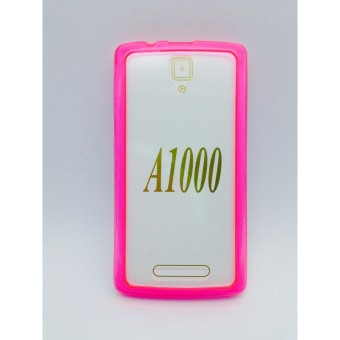 Senior TPU Case for Lenovo A1000 (Pink)