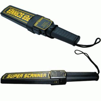 SGS Super Scanner Hand-Held Security Metal Detector