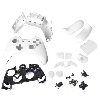 Shell Case Wireless Controller (White)